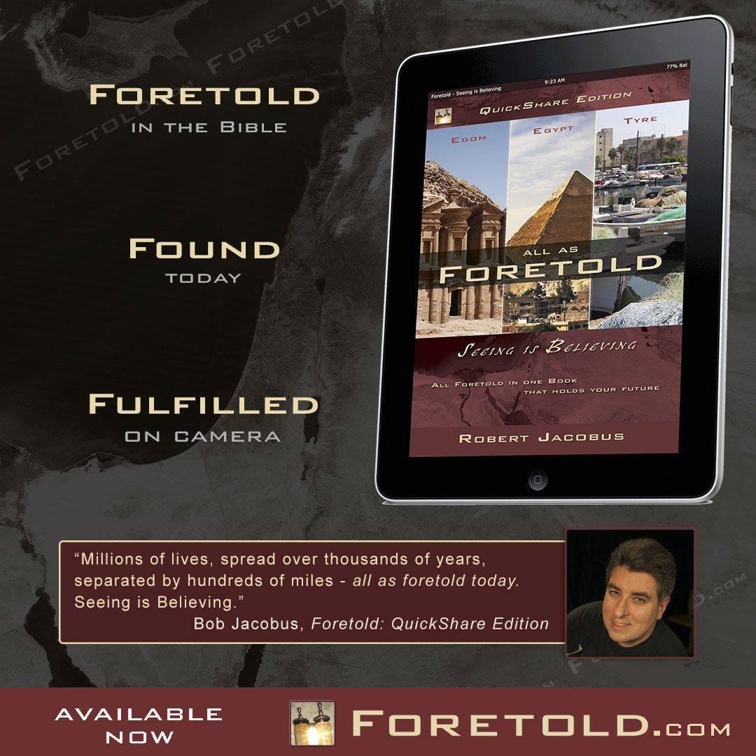 Foretold Social e-book