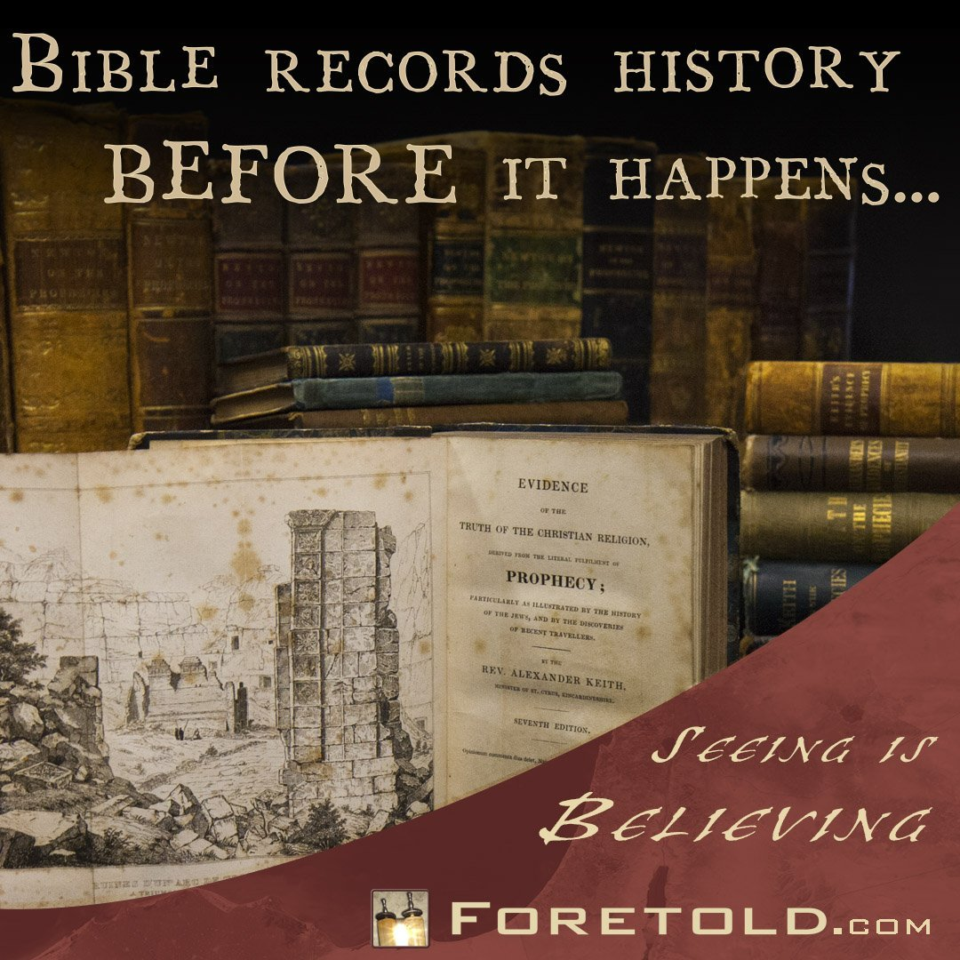 Foretold Social History
