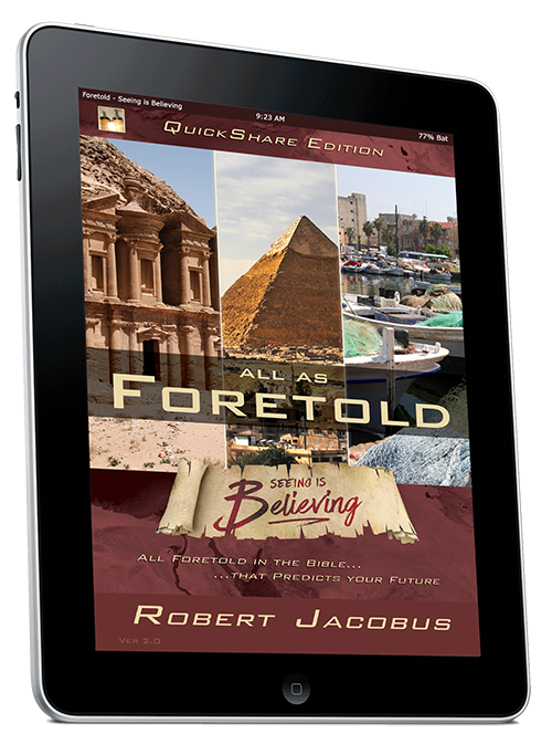 Foretold e-Book - History of Foretold
