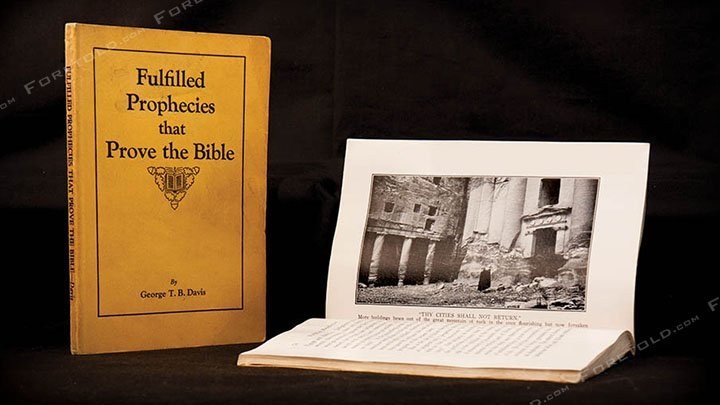 George T.B. Davis - Fulfilled Prophecies that Prove the Bible - History of Foretold